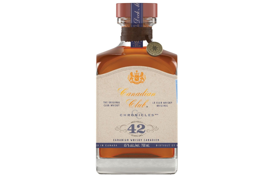 Best Whiskies 2020 - Canadian Club Chronicles 42 Year Old