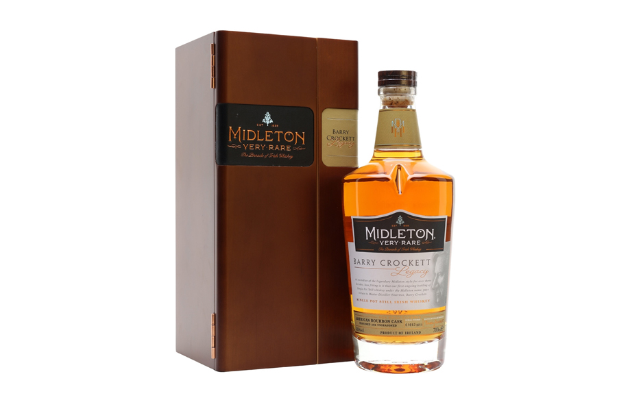 Best Whiskies 2020 - Midleton Barry Crockett Legacy