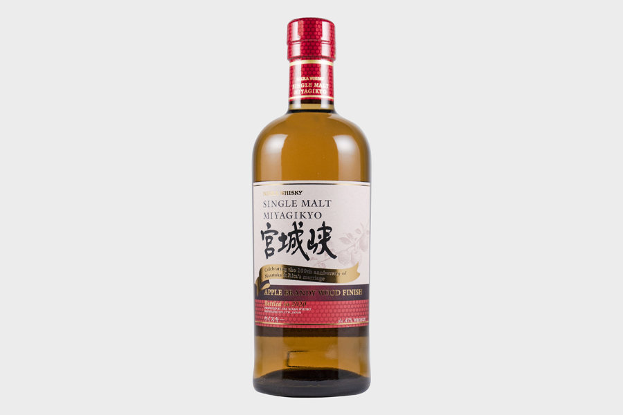 Best Whiskies 2020 - Nikka Whisky Single Malt Yoichi Apple Brandy Wood Finish