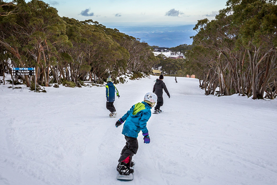 Mount Baw Baw Alpine Resort Melbourne snow