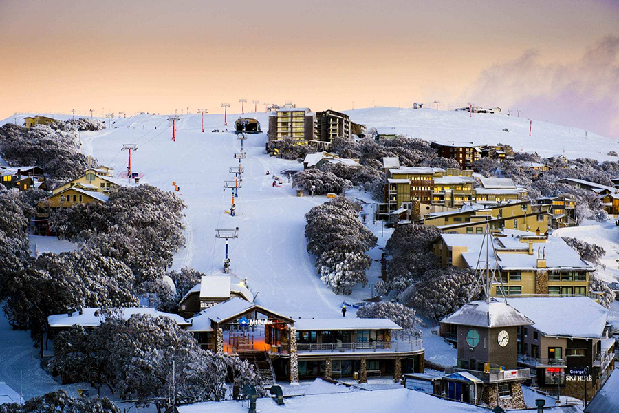 Mount Buller Melbourne snow