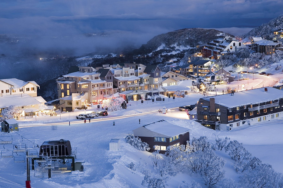 Mount Hotham Melbourne snow