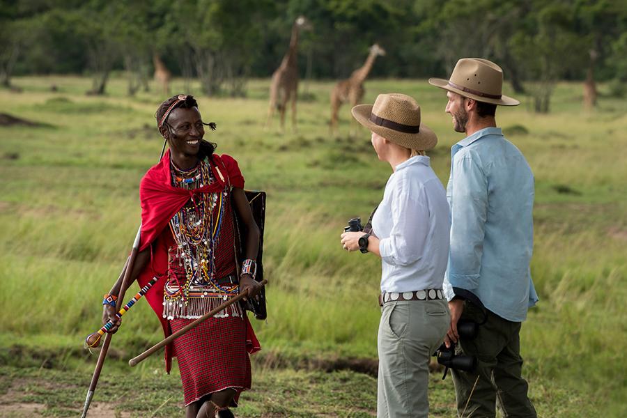 &Beyond Connect Virtual Safaris