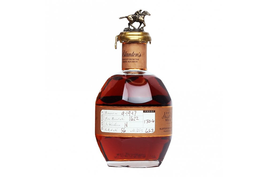 Blanton's Straight From The Barrel arriving to the US