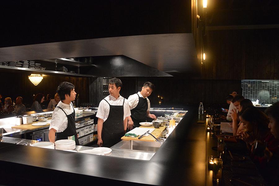 Honto Brisbane Japanese Restaurants