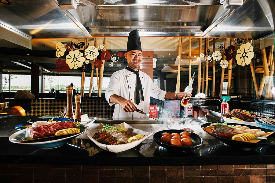 Sono Brisbane Japanese Restaurants