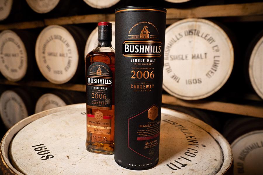 Bushmills x The Whisky Club 11