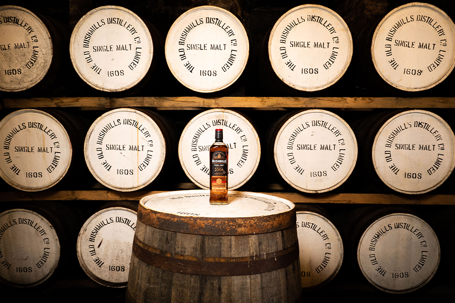 Bushmills x The Whisky Club 10