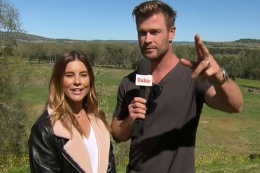 Chris Hemsworth Weather 3