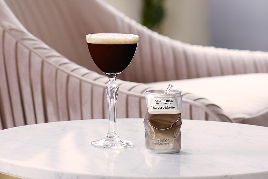 Curatif Espresso Martini