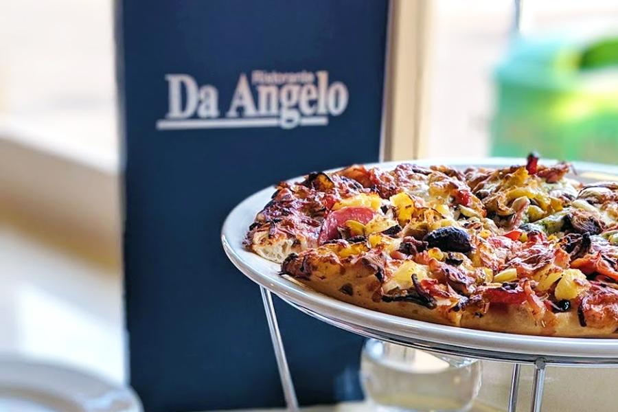 Best Restaurants in Hobart - Da Angelo Ristorante