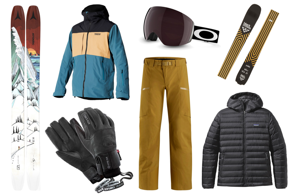 Featured products from 9 of the best ski gear items to cop for winter