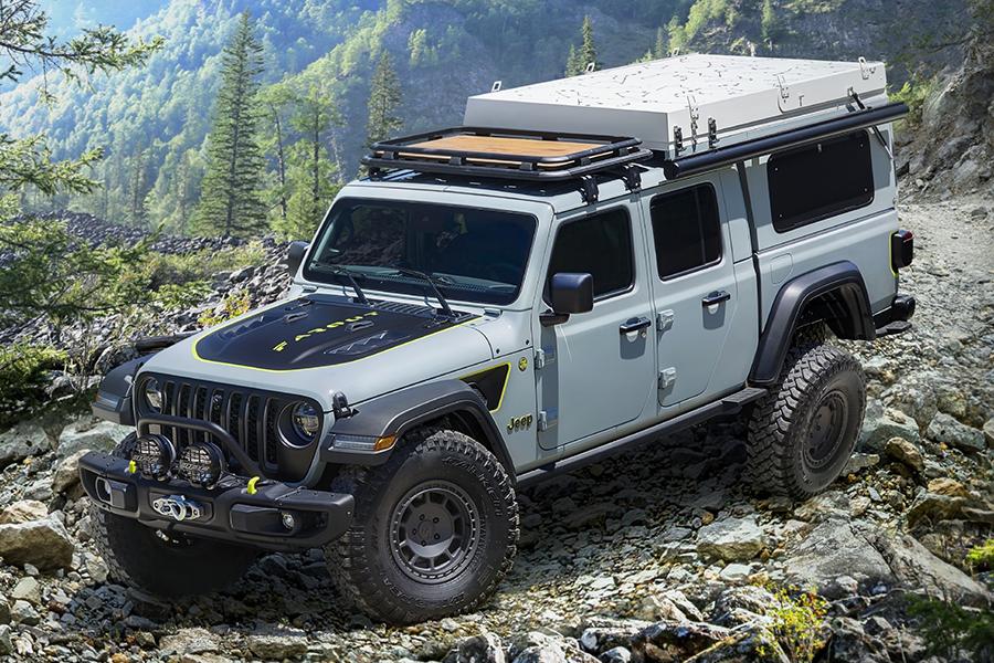 Farout Jeep Overlander Concept
