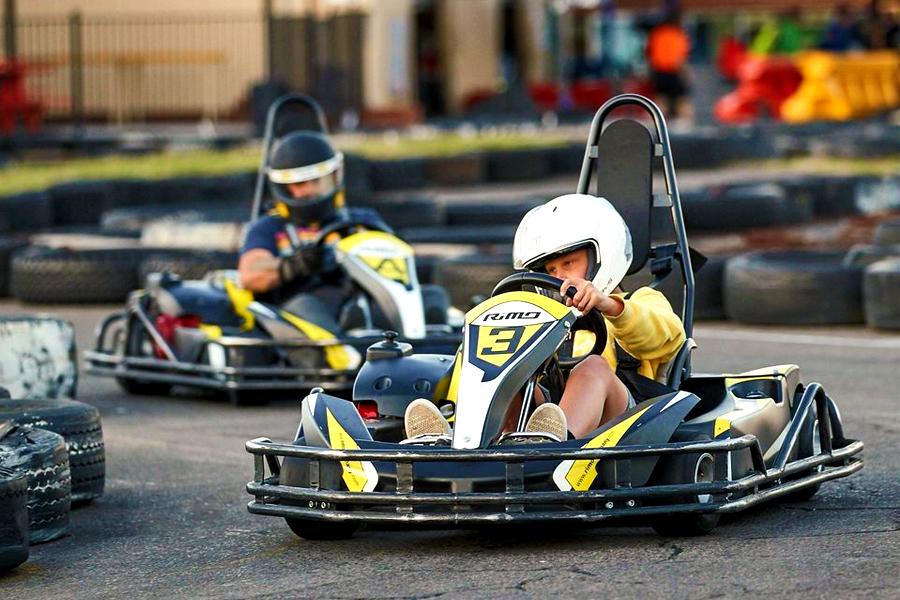 Best Go-Karting Tracks In Australia - Fastlane Karting Sydney
