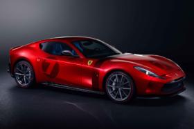 Ferrari Omologata 4