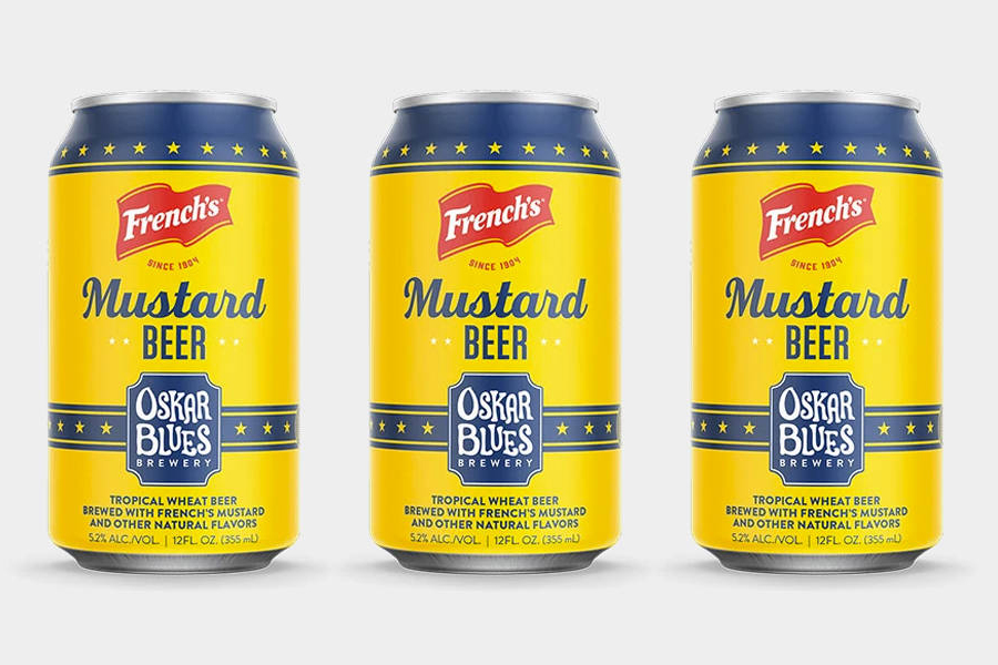 Frenchs Mustard Beer