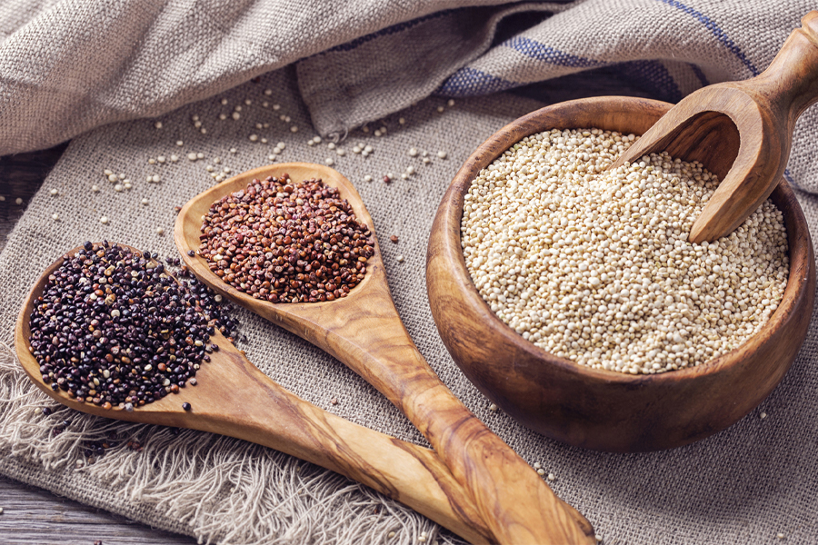 Health Benefits of Quinoa