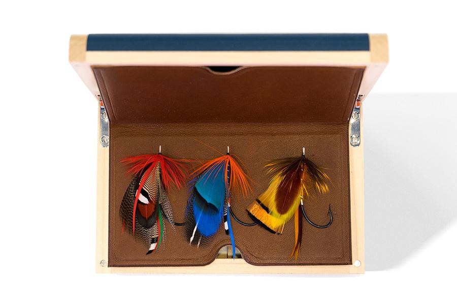 Hemes Bespoke Objects fishing
