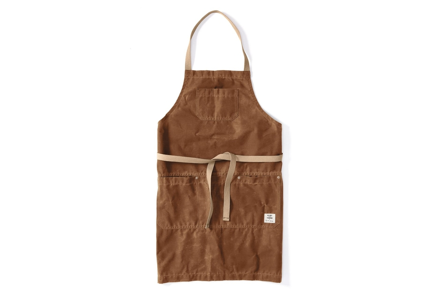 Flint and Tinder Waxed Apron x Brad Leone