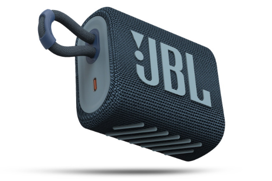 JBL go portable speaker