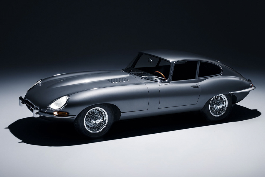 The Jaguar E-Type is Being Reborn After 60 Years