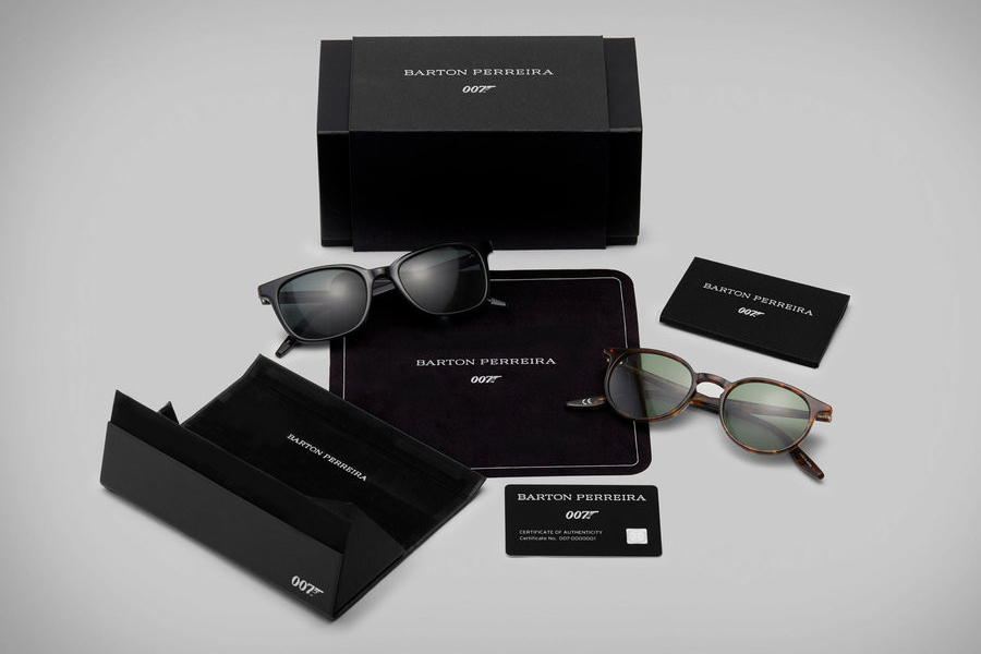 James Bond 'No Time To Die' Sunglasses collection