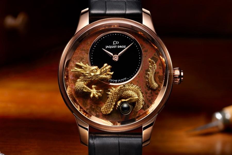 jaquet droz dragon watch