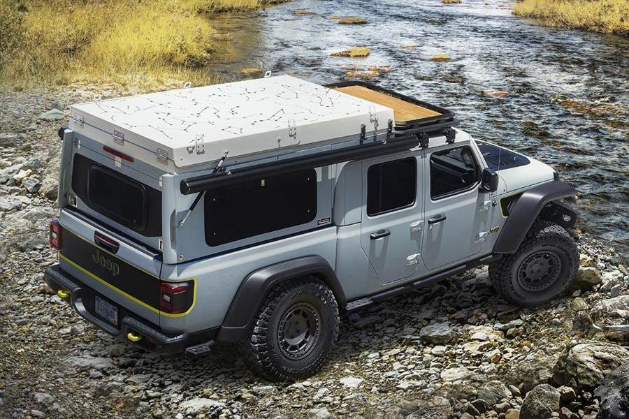 Jeep Farout Concept 1