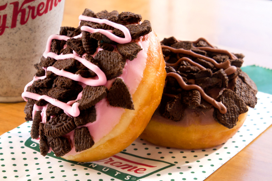 Krispy Kreme OREO 7
