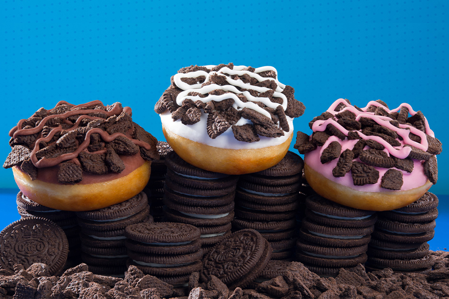 Krispy Kreme OREO 5
