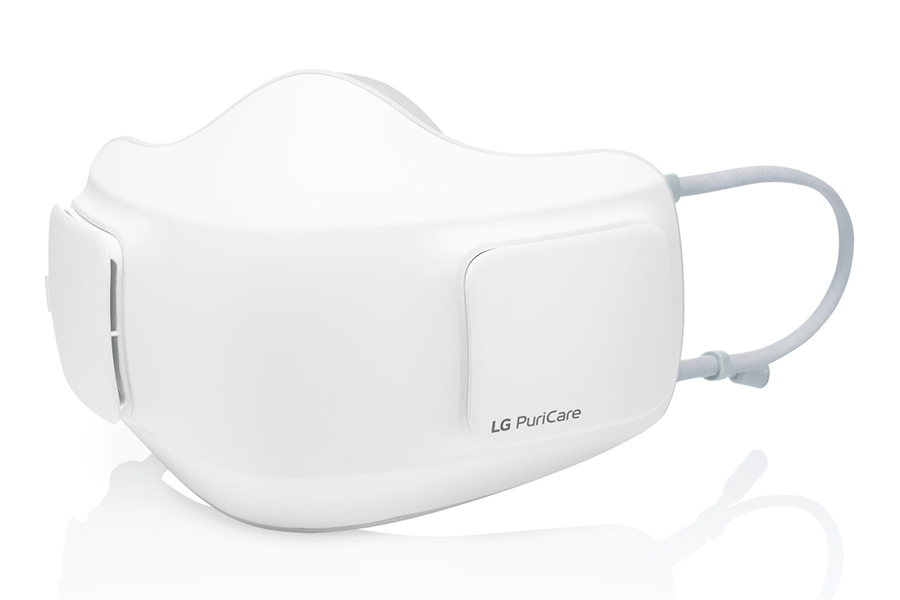 LG Wearable Air Purifier