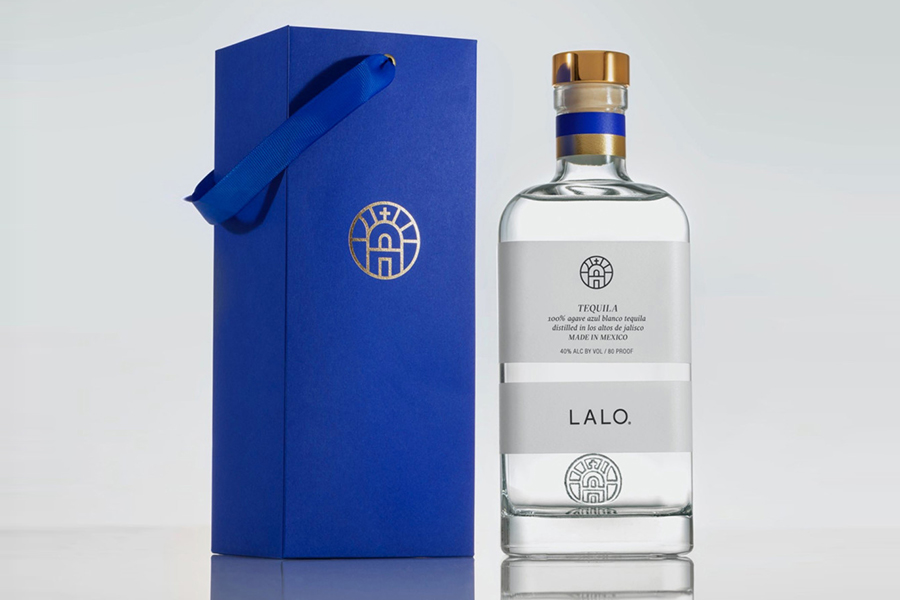 Lalo Tequila with box