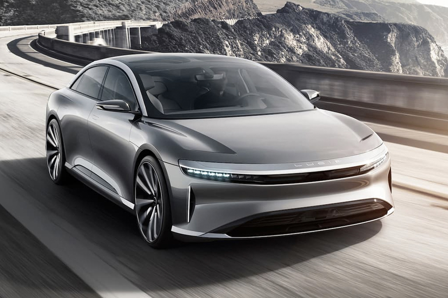 Lucid Air is the Electric Beauty Here to Topple Tesla