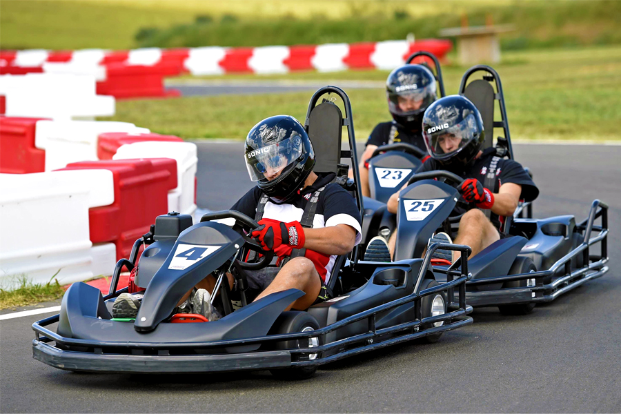 Places in Baltimore Near Me for Go-Karts