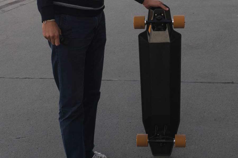 Nextboard electric longboard