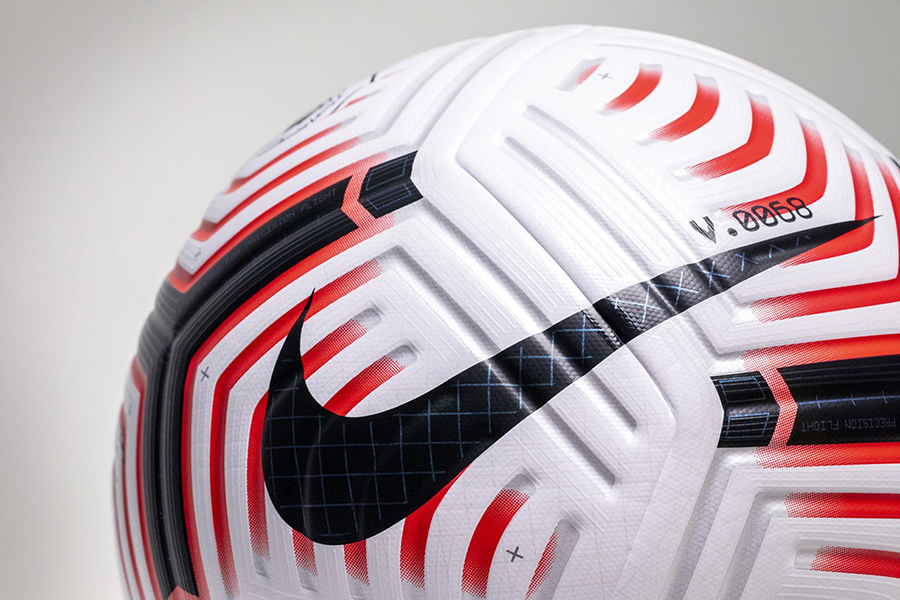 Nike Unveils Premier League Ball logo
