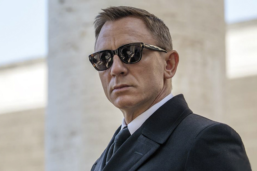 James Bond's 'No Time To Die' Sunglasses Could Be Yours | Man of Many