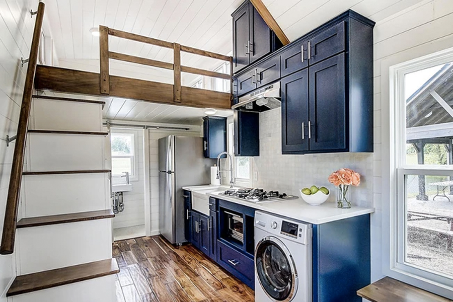 Omaze Tiny Home