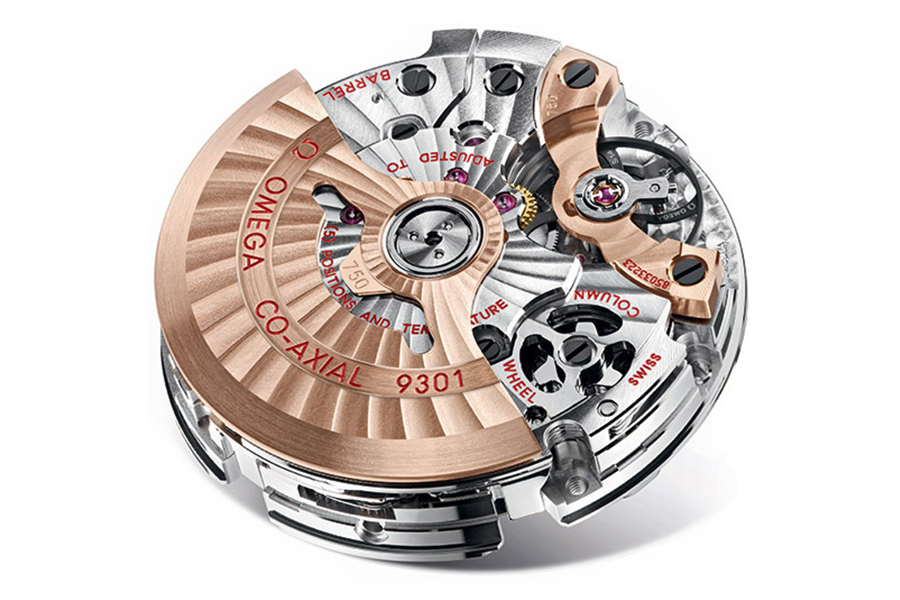 Omega Speedmaster 57 Co Axial Chronograph parts