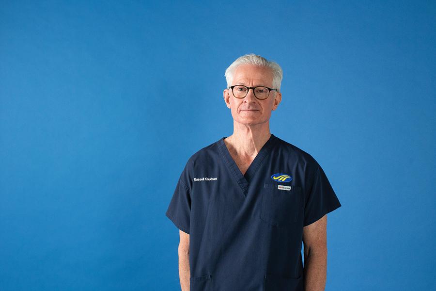 Dr Russell Knudsen