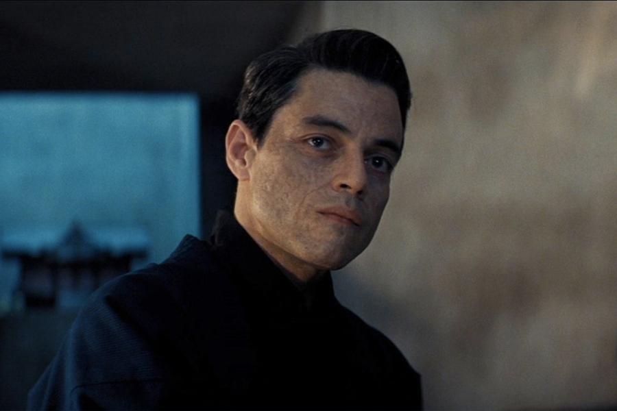 Rami Malek Bond