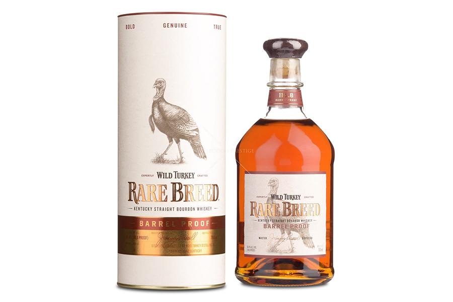 Rare Breed Bourbon Wild Turkey with box