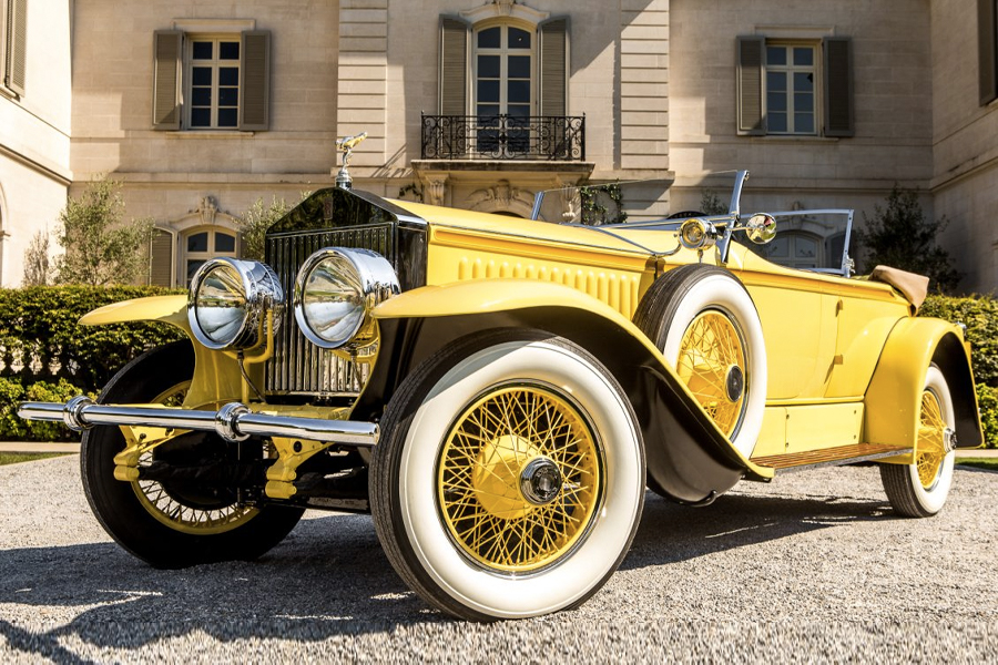 Rolls Royce Great Gatsby 4