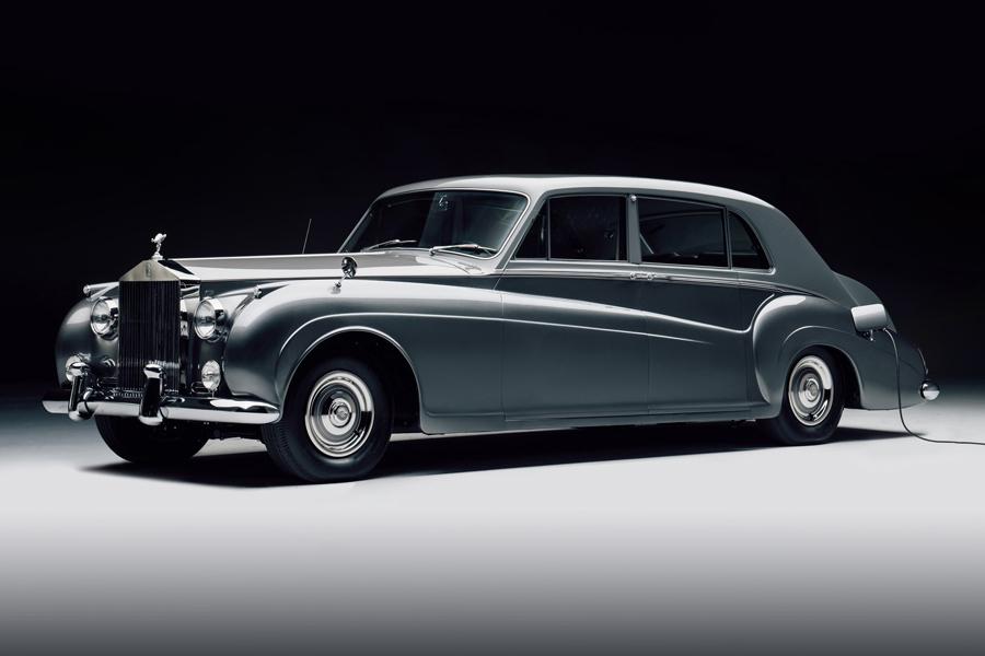 Rolls Royce Phantom V Concept