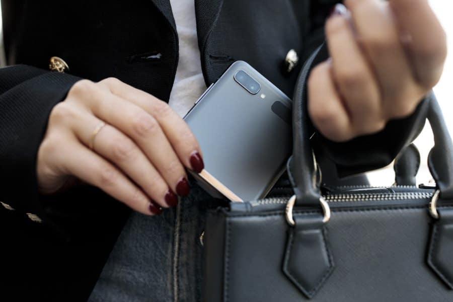 Samsung Galaxy Z Flip 5G Smartphone 4