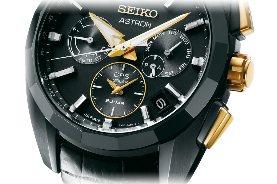 seiko astron special edition watch