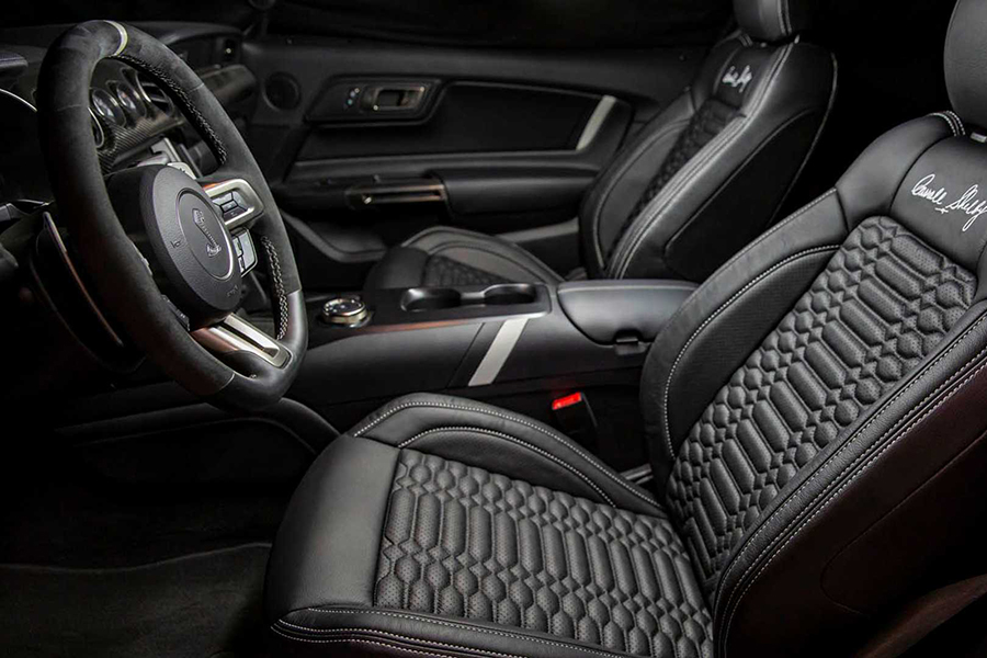 Shelby GT500 Signature Edition car seat