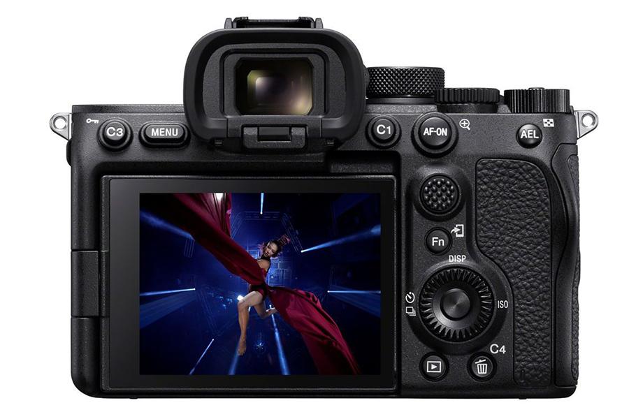 Sony Alpha 7s III clear shots