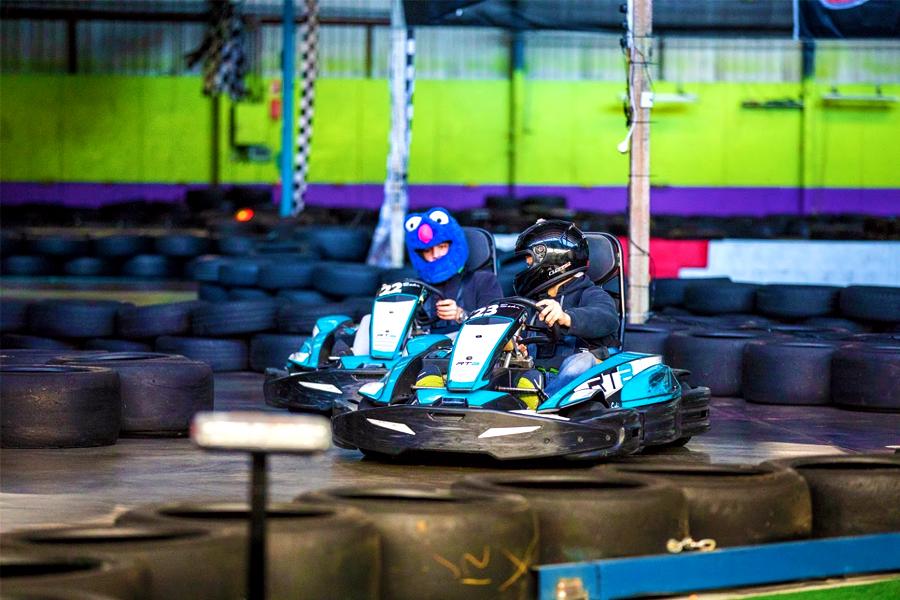 Best Go-Karting Tracks In Australia - Spitfire Paintball and Go Karts