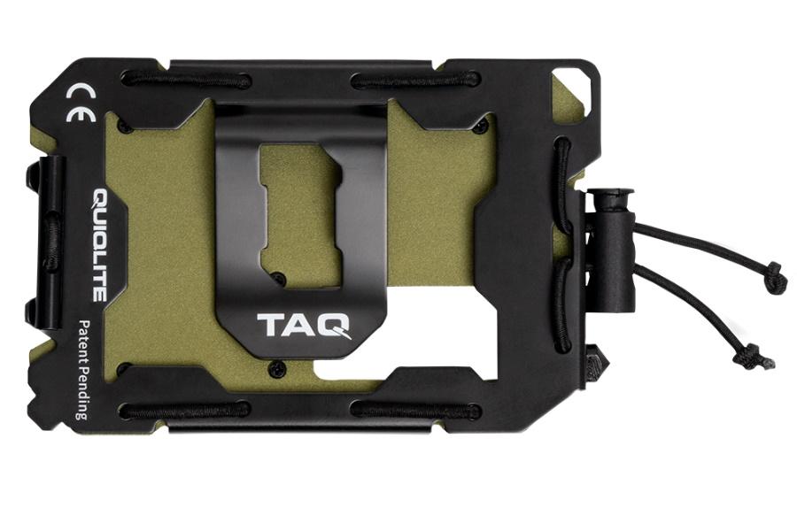 tactical wallet TAQ wallet